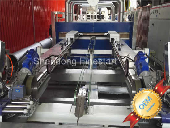 Textile Heat Setting Stenter Machine for Textile Finishing