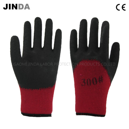 Latex Coated Labor Safety Products Work Gloves (LH001)