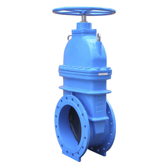 DIN3352 F4 Resilient Seated Gate Valve with Handwheel Operator
