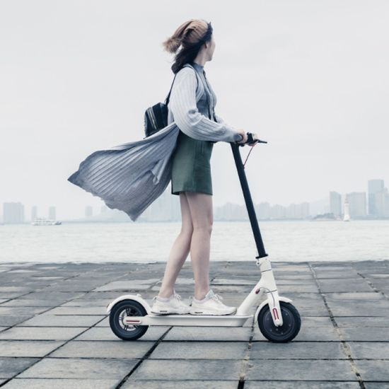 2018 New Approved Xiaomi E Scooter Mijia Portable Electric Scooter pictures & photos