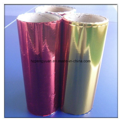 LDPE Coated Metallized Pet Film for Food Packaging pictures & photos