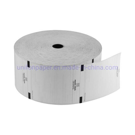 Thermic Paper ATM Thermal Rolls Till for Bank ATM