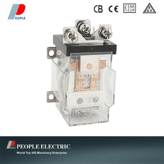 Jqx Series Gerenal Relay Power Relay pictures & photos