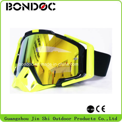 Good Quality Double Lens Anti-Fog Motocross Goggles pictures & photos