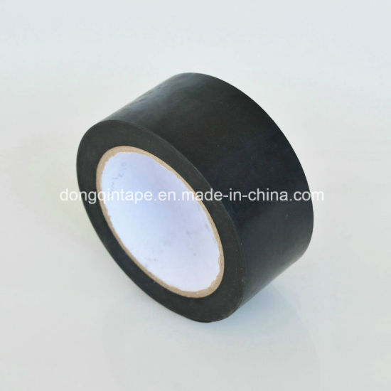 Orange Grade a PVC Duct Tape for Pipe Wrapping with Strong Glorry Film pictures & photos