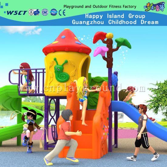 New Design Outdoor Mushroom Playground for School Playground Equipment (H17-A13)