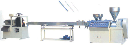Plastic Lollipop Stick Making Machine