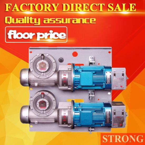 Gear Box Passenger Hoist Use Reducer pictures & photos