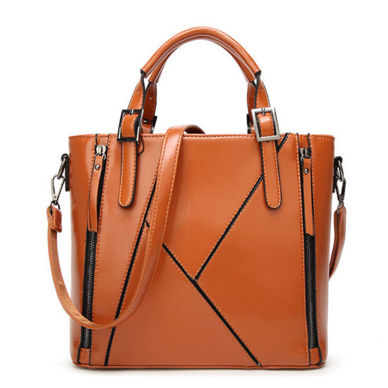 China Elegant Fashion Design Lady PU Leather Handbag Sling Tote Bag ... ac344f0c57ca9