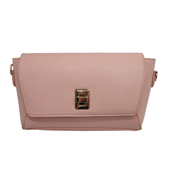 China Ladies Pink Fashion Wholesale High Quality Shoulder Bag