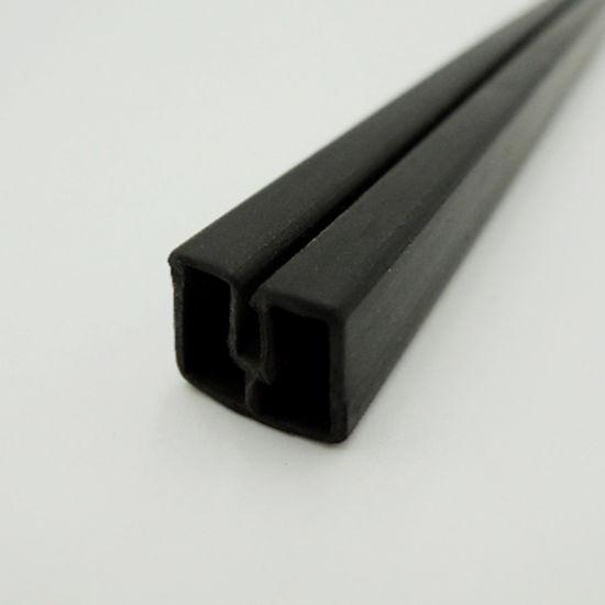 Concave pvc strips
