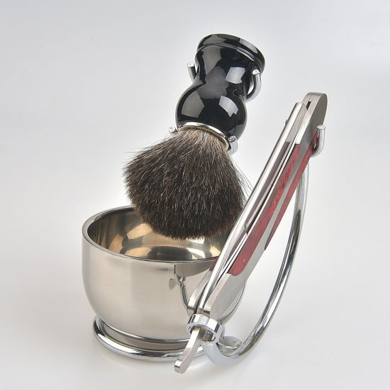 China High Quality Badger Shaving Brush Set Supplier and Manufacturer with Wholesale Price
