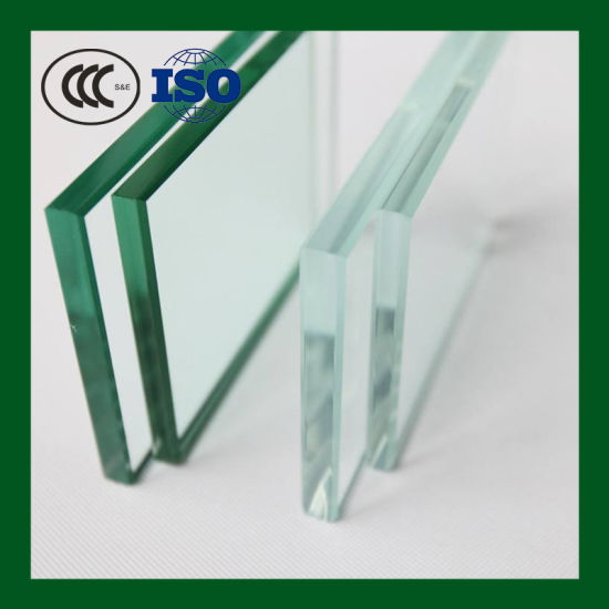Manufacturer Resistant Construction Monolithic Borosilicate Toughened Fireproof Tempered Building Glass