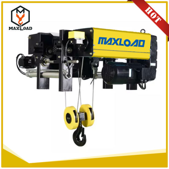 8 Ton Ton European Design Wire Rope Electric Hoist (MLER08-06) pictures & photos