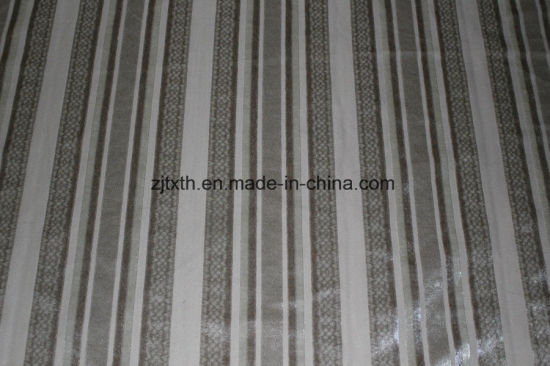 2015 100% Polyester Knitted Velvet Fabric pictures & photos
