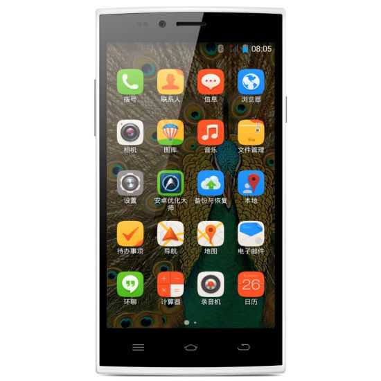 Thl T6c 5.0 Inch Cell Phone Android 3G Smart Phone pictures & photos