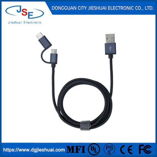 Wholesale Tape USB Cable 3 In1 USB Retractable Data Cable Fast Speed Charging Cable