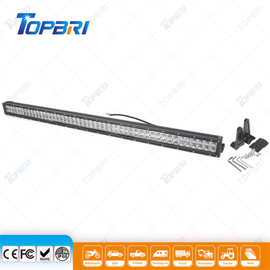 50inch Offroad Light Epistar 3W LED Light Bars for Trucks