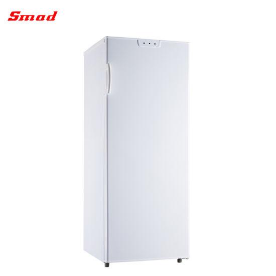 185L Home Use Single Door Vertical Deep Freezer