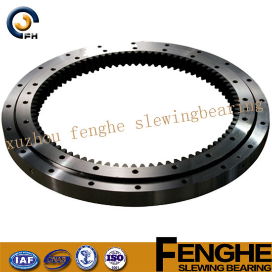 Slewing Bearing with Internal Gear pictures & photos