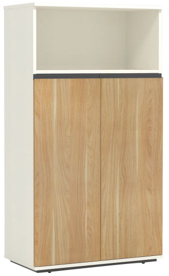 Wood Office Cabinet Inside High Quality Storage Cabinet Wooden Filling Office Furniture China