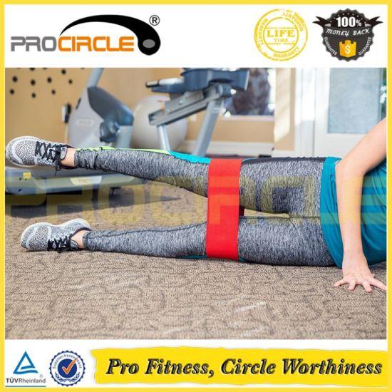 China Procircle Hip Resistance Circle Loop Band Workout Warmups