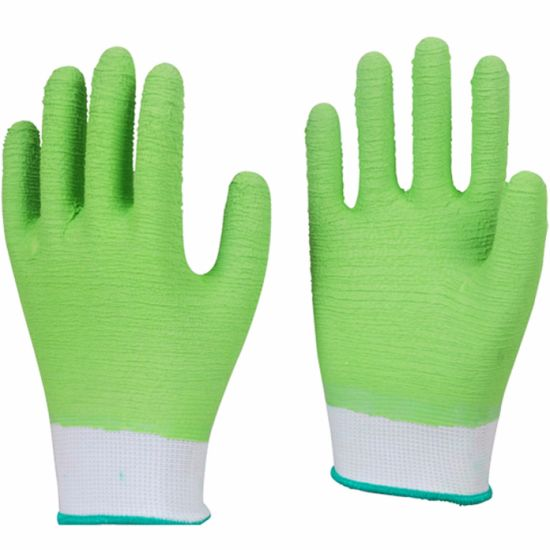 Comfortable and Beautiful Garden Gloves (FKS04) pictures & photos