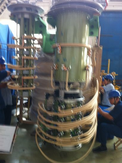 China 33kv/11kv 15mva Three Phase Two Winding Power