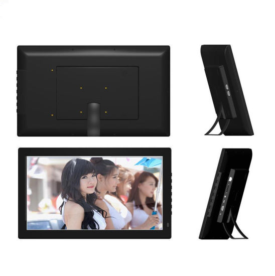 China 215 Inch Full Function Led Screen Digital Photo Frame With
