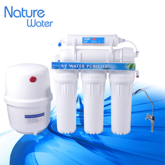 RO System Water Filter Without Pump