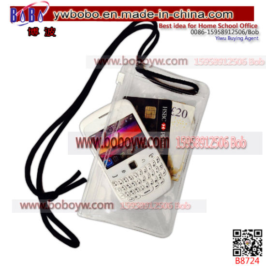 Office Supply Telephone Lanyard Mobile Phone Accessory Christmas Gift (B8724) pictures & photos