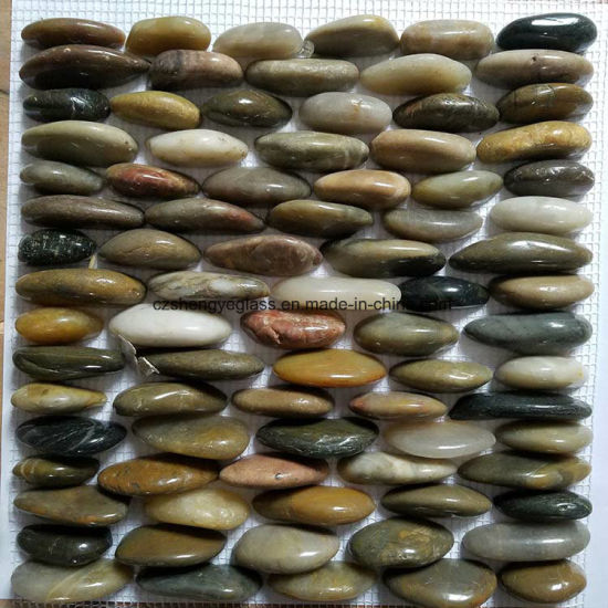 China Natural River Rock Pebble Stone