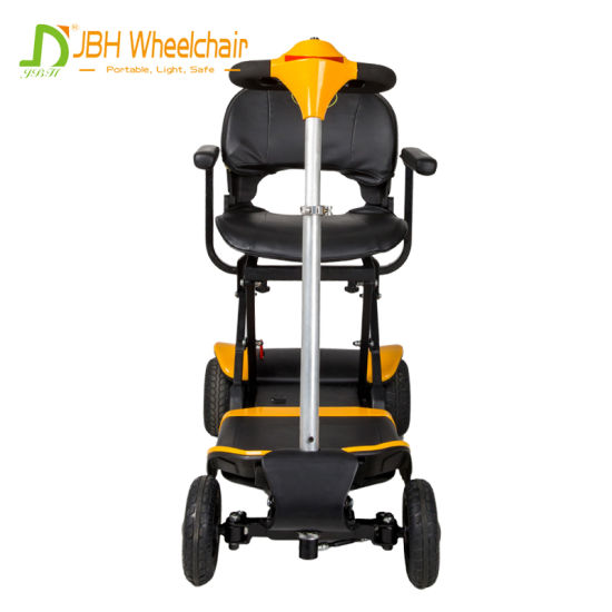 One Touch Fold up Electric Disabled Scooter Factory Cheap Wholesale