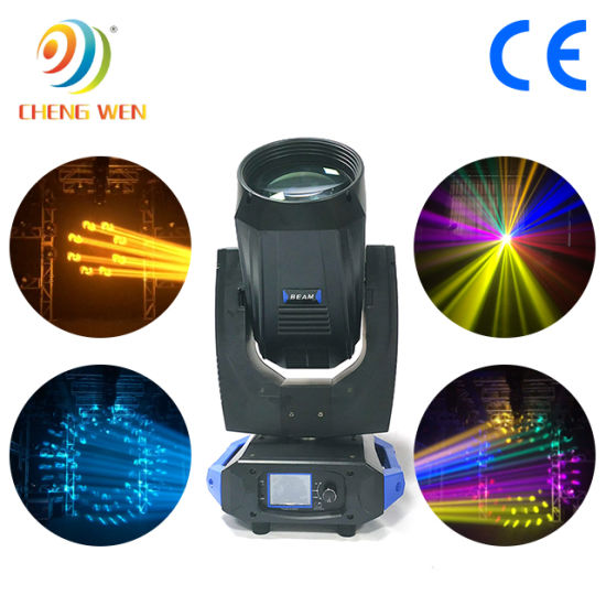 Professional Stage Lighting 260W 9r Spot Beam Moving Head