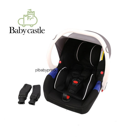 New Design Baby Car Child Restraint Car Seat with Certificated ECE R44/04