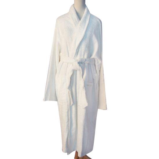 181a904869 China Super Soft Coral Fleece Women Bathrobe - China Bath Robe