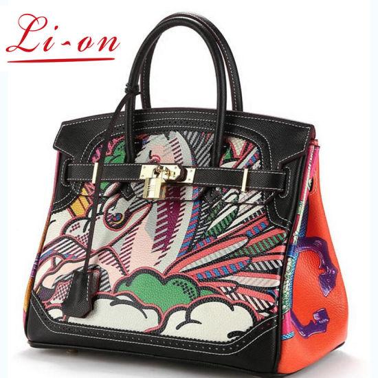 2018 New Fashion Lady Handbag Design Handbags With High Quality
