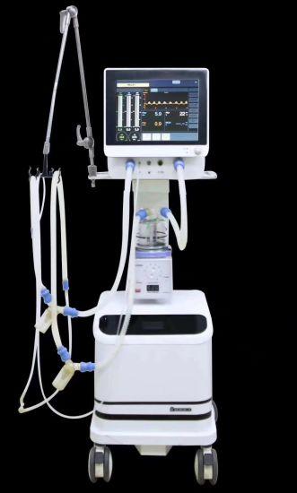 ISO Respiratory Machine Breathing Ventilator