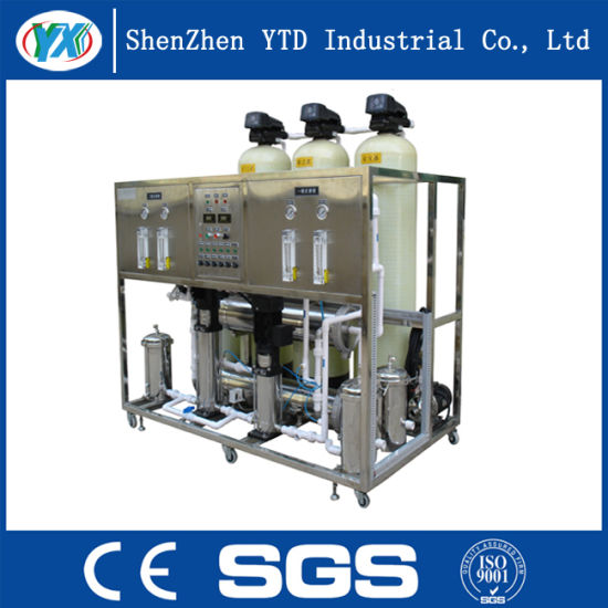 Water Softening Machine for Removing Ca Na