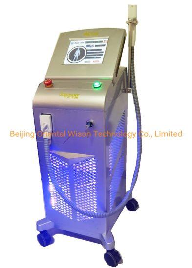 Alma 808nm Laser Hair Removal Soprano Ice 808 755 1064 Laser Hair Removal