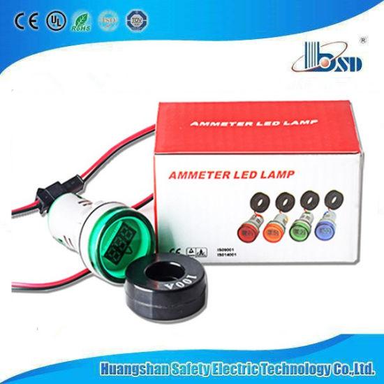 Ammeter 22am Measuring 0 Digital Light Tester Ad101 LED 100A N0yvwm8nO