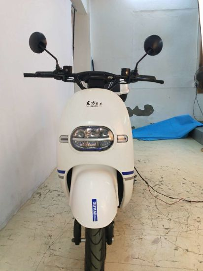 Cooling Electric Motorcycle Scooter 350W (HD350-3)