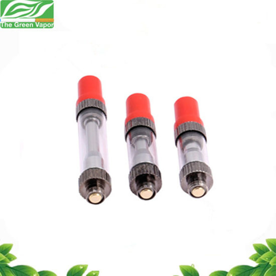 Hot Selling Top Filling and Airflow 0.5ml 1.0ml E-Liquid Capacity Cbd Cartridge V1 for Thick Oil pictures & photos