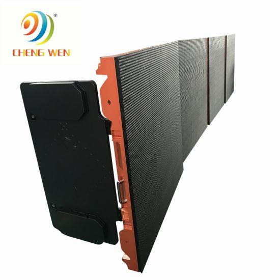 Indoor 500*1000mm P3.91 Stage Background Rental LED Display Screen