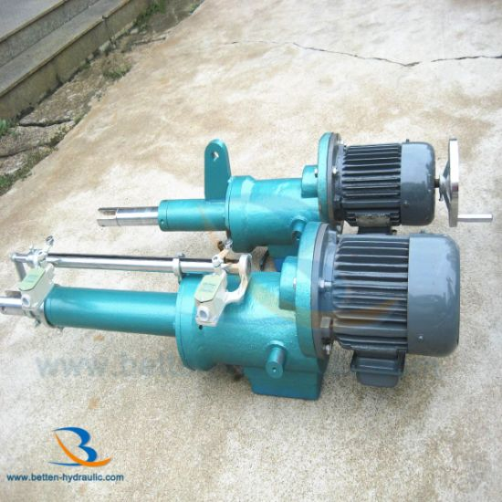 Electric Hydraulic Ram Pictures Photos