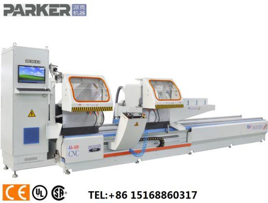 Jinan Aluminum Cutting Machine for UAE