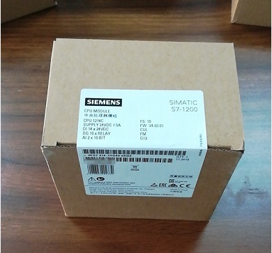 New Central Processing Unit Amplifier CPU by Siemens 14di/10do/2ai