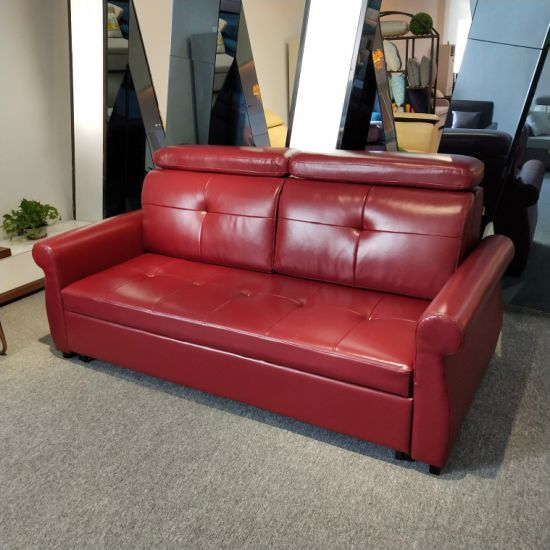 China Wholesale Modern Foldable Convertible Sofa Bunk Bed Pull Out Sofa Bed China Sofa Beds Leather Sofa