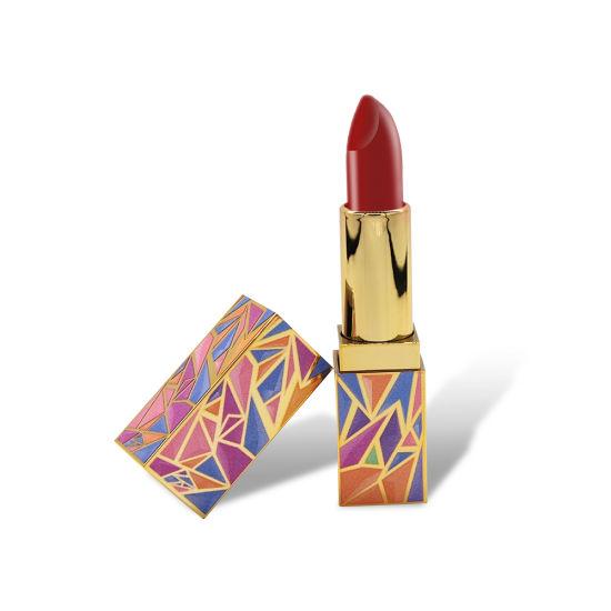 Vibrant Color Luminous Shine Moisturizing Red Carpet Lipstick