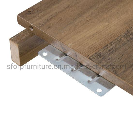 Office Furniture Wooden Rustic Oak